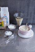 Gluten-free baking ingredients