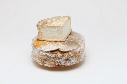 Tomme crayeuse (cheese from Savoy, France)