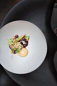 Wild boar cheeks (Erik Arnecke, Restaurant Philipp Soldan, Germany)