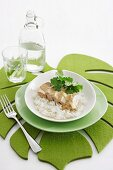 Coconut and Onion Pork Fillet