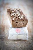 Glutenfreies Brot zum Verschenken