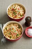 Pennette with Creamy Tomato Sauce