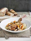 Chicken and Mushroom Stew