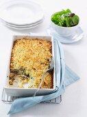Lemon Crusted Potato and Sardine