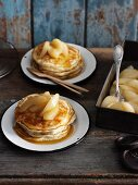 Nashi Buttermilk Pancakes