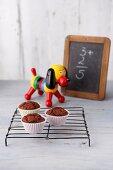 Kids Chockie Muffins