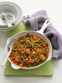 Vegetable Hot Pot (Diabetes)