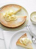 Baked Ricotta & Lemon Cake