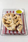 French Flat Bread (Fougasse)