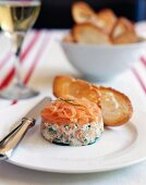 Smoked Salmon Rillettes - Thanks Mum - French-inspired menu for Mother s Day