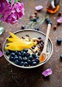 Couscous mit Früchten
