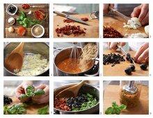 How to prepare tomato and unripe spelt grain cream
