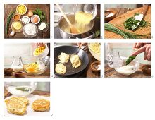 How to prepare speedy sweetcorn fritters