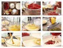 How to make a currant casserole