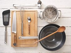 Utensils for pancakes