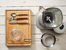 Utensils for smoothies