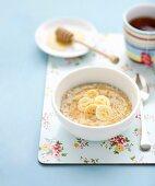 Apple and Banana Porridge