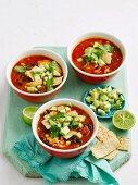 10-Minute Tortilla Soup