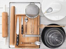 Cooking implements