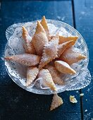 Mutzen (Carnival pastries, Rhineland, Germany)