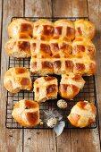 Hot Cross Buns für Ostern