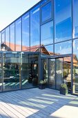 Ulrichshof organic resort for babies and children in Rimbach in the Bavarian Forest, Germany