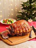 British Pork Leg Sliced
