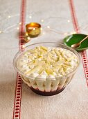 Winterberry Trifle Dessert