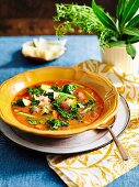 Winter Fare - Hearty Bean Soup