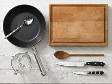 Kitchen utensils for making sauces