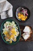 Fennel and Kumquat salad