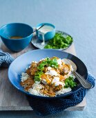 Lamb Chop Curry