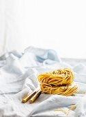 Noodles and Chop Sticks