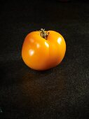 A yellow Beronge tomato
