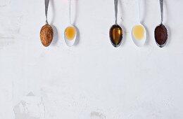 Natural sweeteners: alternatives to sugar