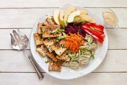 Indonesian Gado Gado salad