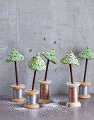 Crunchy pine trees