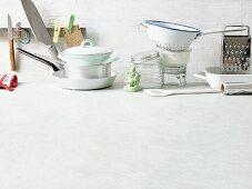 Bequemmacher - Grundausstattung für Singleküche
