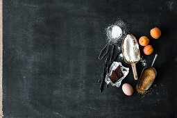 Ingredients for sweet dishes