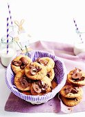 Choc-Chunk Biscuits