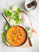 Italian Fish and Fennel Soup