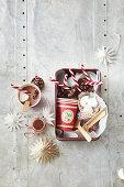 Sugar and spice hot chocolate box