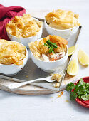 Thai Curry Seafood Pie