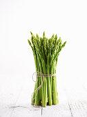 A bundle of asparagus