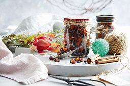 Gluten-free fruit mince