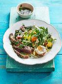 Nizzasalat mit Thunfisch