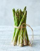 Asparagus still life