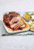 Roast Pork with Orange and Fennel Salad