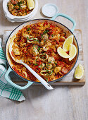 Spanish Marinara Rice