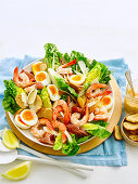 Prawn and Proscuitto Salad